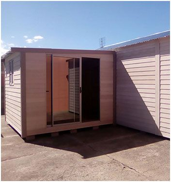 Nutec Wendy Houses | Carousel